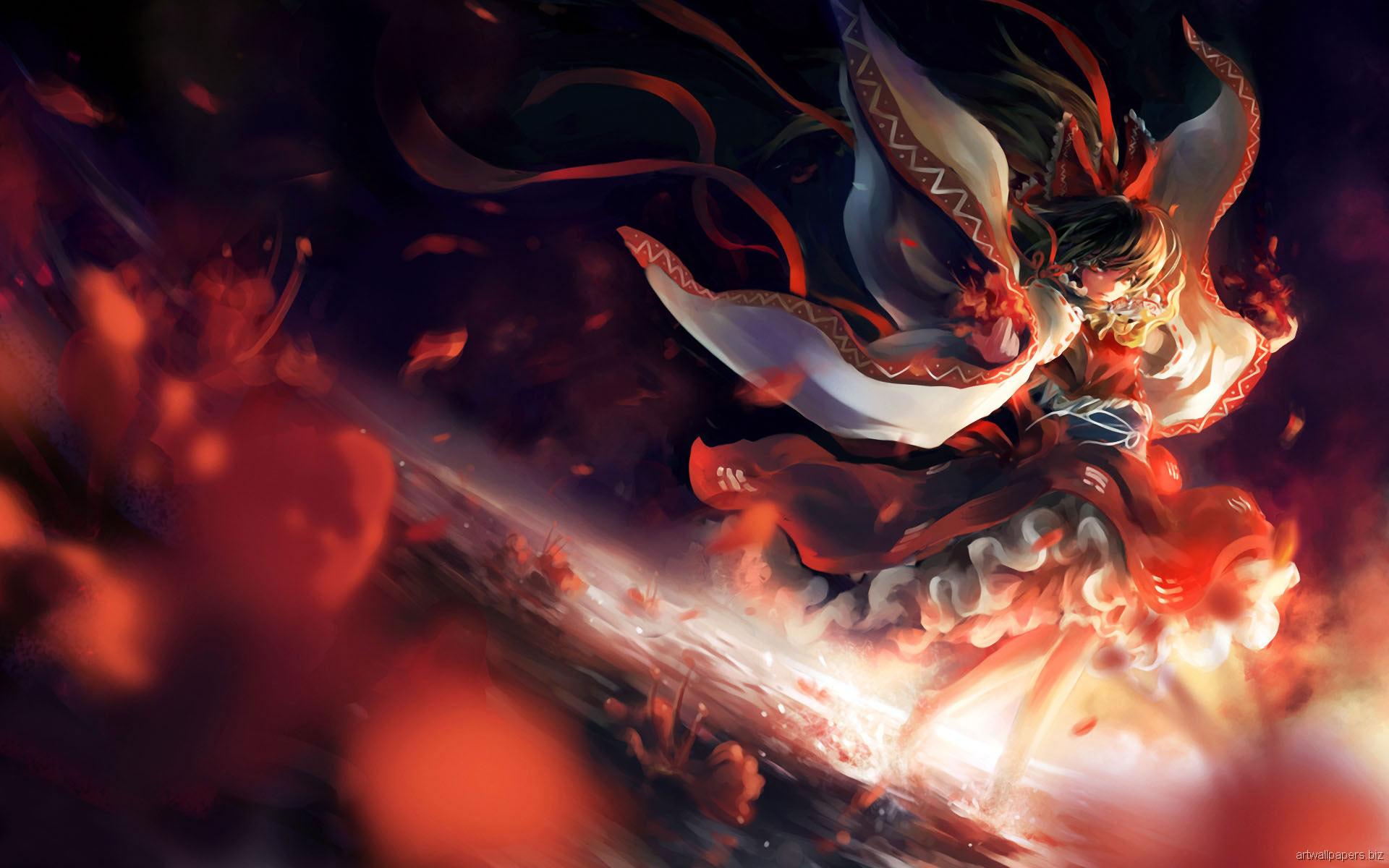 Beautiful anime wallpapers stress effect - Foto anime keren hd ...