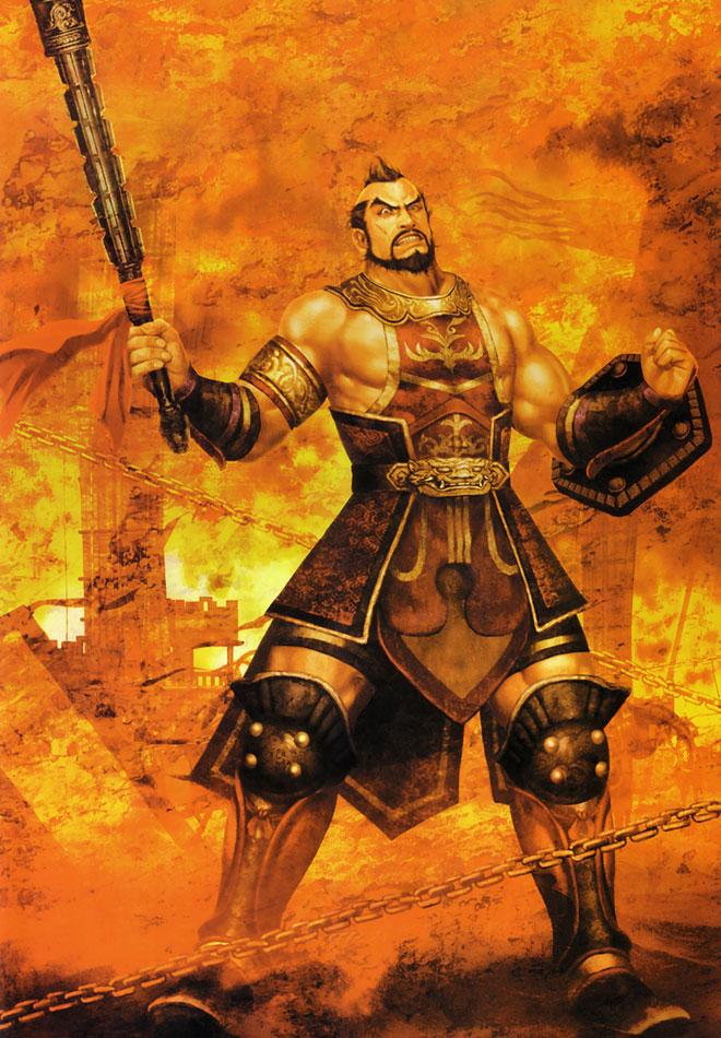Dynasty Warriors | Stress Effect